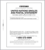 Scott United Nations Album Supplement, 2009 #45