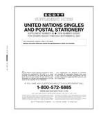 Scott United Nations Album Supplement, 2007 #43
