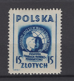Poland Stamps - Scott No. 433