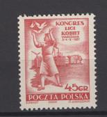 Poland Stamps - Scott No. 498