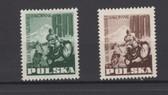 Poland Stamps - Scott No. 693 - 694