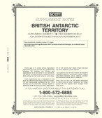 Scott British Antarctic Territory  Album Supplement, 2017 #17