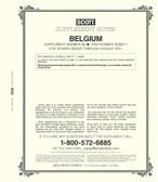 Scott Belgium Stamp Album Supplement, 2017 #68