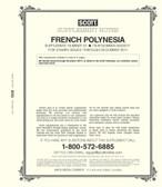 Scott French Polynesia Stamp Album Supplement 2017 #22