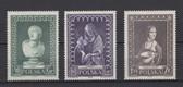 Poland Stamps - Scott No. 746 - 0748