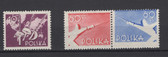 Poland Stamps - Scott No. 766 - 768a