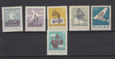 Poland Stamps - Scott No. 799 - 804