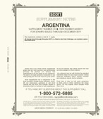 Scott Argentina Album Supplement  No. 24 (2017)