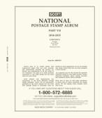 Scott National Album Series Pages, Part 7 (2010 - 2015)