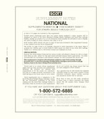 Scott National Album Supplement,  2017 #85