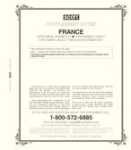 Scott France Stamp Album Supplement, 2017 #52