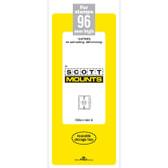 96 x 265 mm Scott Mount (1061 B/C)