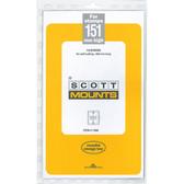 151 x 265 mm Scott Mount  (Scott 1068 B/C)