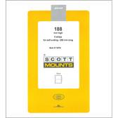 188 x 265 mm Scott Mount (1074 B/C)