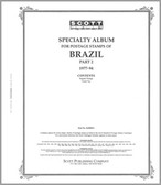 Scott Brazil Album Pages, Part 2 (1877 - 1993)