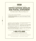 Scott United Nations Album Supplement, 2018, #54