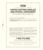Scott United Nations Album Supplement, 2018, #54