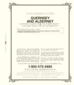 2018 Scott Guernsey and Alderney Album Supplement, No. 20