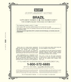 Scott Brazil Album Supplement, 2018 #25
