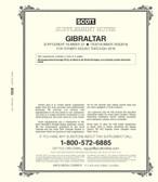Scott Gibraltar Album Supplement, 2018 #22