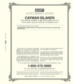 Scott Cayman Islands Album Pages, 2018 #19