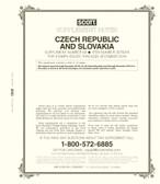 Scott Czech Republic and Slovakia  Album Supplement, 2018 #69