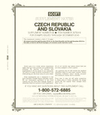 Scott Czech Republic and Slovakia  Album Supplement, 2018 #69