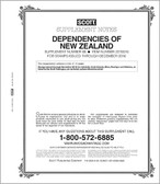 Scott New Zealand Dependencies Stamp Album Supplement, 2016 #68