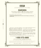 Scott Sweden Album Supplement, 2018 #23
