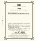 Scott Italy Album Supplement, 2018 #69