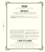 2018 Scott Mexico Album Supplement, No.  70