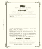 Scott Hungary Album Supplement, 2018 #69