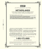 Scott Netherlands Album Supplement No. 68 (2017)