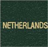 Scott Netherlands Specialty Binder Label