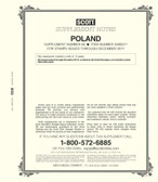 Scott Poland Stamp Album Supplement, 2017 #66