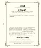 Scott Poland Stamp Album Supplement, 2018 #67