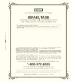 Scott Israel with Tabs Album Supplement  No. 45 (2018)