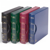 "Lighththouse Ring binder EXCELLENT ""DE"" Classic Design with slipcase"