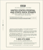 Scott Federal and State Duck Permit Supplement, 2017, No. 31