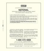 Scott National Album Supplement, 2018 #86