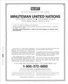 Scott United Nations Minuteman Album Supplement, 2019 #29