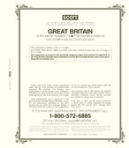 Scott Great Britain Album Supplement 2019  #73