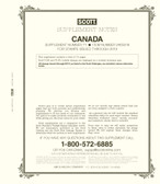 Scott Canada Album Supplement, 2019 #71