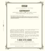 Scott Germany Album Supplement, 2019 #53
