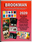 2020 Brookman Catalog for US, UN and Canada Stamps