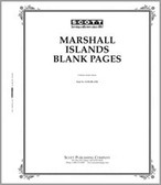 Scott Marshall Islands Blank Album Pages