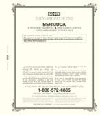 Scott Bermuda Stamp Album Supplement, 2019 #22