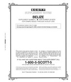 Scott Belize Stamp Album Supplement, 2004 - 2005 #7