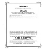 Scott Belize Stamp Album Supplement, 2000 #4