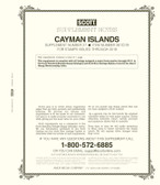 Scott Cayman Islands Album Supplement, 2019 #20